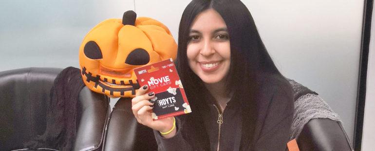 Halloween Costume Contest Winner
