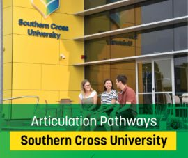 Articulation Pathways Southern Cross University