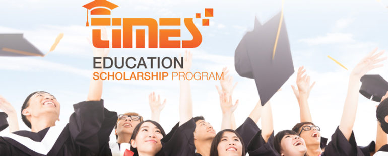 Scholarship Program by Times Education Group