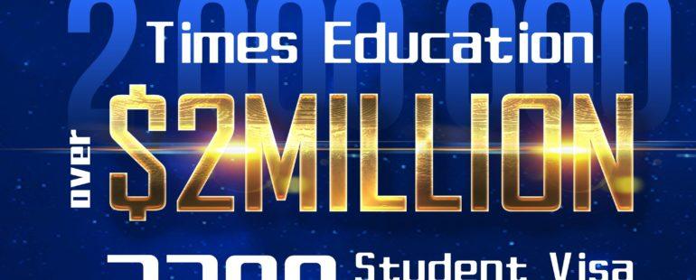 $2M STUDENT VISA ALLOWANCE PLAN