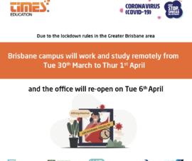 BNE Campus 3Days Lockdown